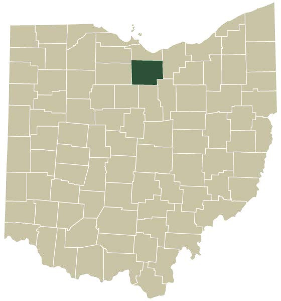 Huron County Location